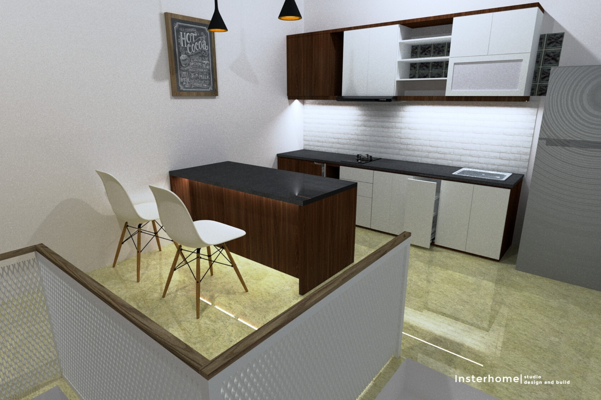 Kitchen Set Magelang